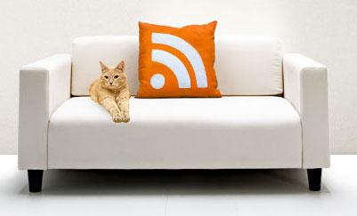 Katka na gauči